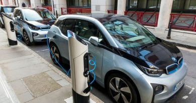UK could be left behind in the electric car race